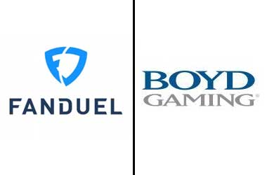 fanduel partners with boyd gaming